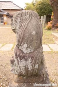 神明社(羽生市中央)15