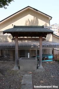 浅間神社(越谷市中町)4