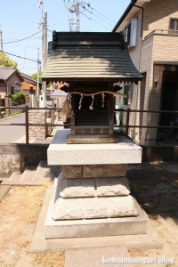 浅間神社(越谷市中町)9