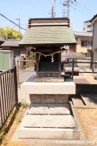 浅間神社(越谷市中町)10