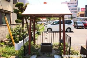 八幡神社(越谷市越ケ谷)2