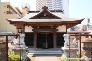 八幡神社(越谷市越ケ谷)5