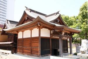 八幡神社(越谷市越ケ谷)6