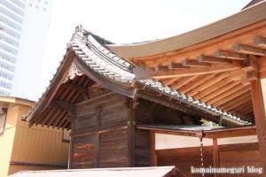 八幡神社(越谷市越ケ谷)7