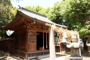 稲荷神社(越谷市瓦曽根)6