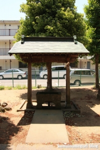 稲荷神社(越谷市瓦曽根)4