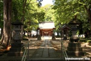 大相模久伊豆神社(越谷市大成町)5