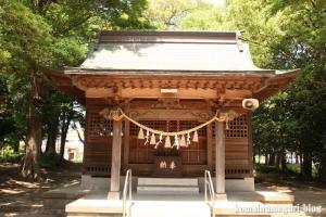 大相模久伊豆神社(越谷市大成町)6