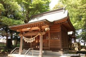 大相模久伊豆神社(越谷市大成町)7