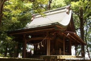大相模久伊豆神社(越谷市大成町)8