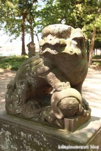 大相模久伊豆神社(越谷市大成町)16