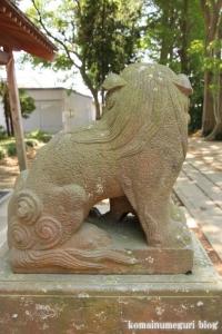 大相模久伊豆神社(越谷市大成町)12