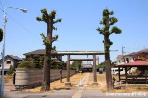 八坂神社(越谷市大成町)1