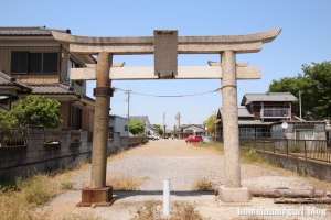 八坂神社(越谷市大成町)16