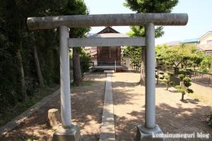 九頭竜神社(越谷市大成町)1