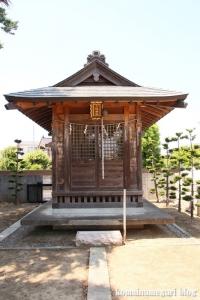 九頭竜神社(越谷市大成町)2