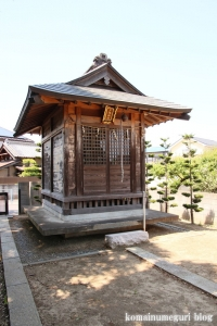 九頭竜神社(越谷市大成町)6