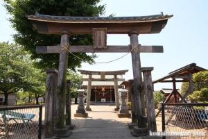 日枝神社(越谷市東町)5