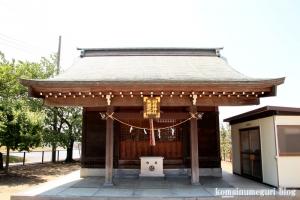 日枝神社(越谷市東町)10