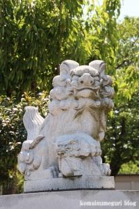 日枝神社(越谷市東町)4