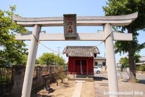 稲荷神社(越谷市東町)2