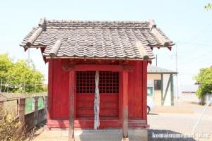 稲荷神社(越谷市東町)5