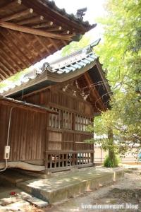 伊南理神社(越谷市東町)8