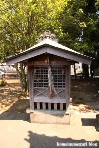 伊南理神社(越谷市東町)10