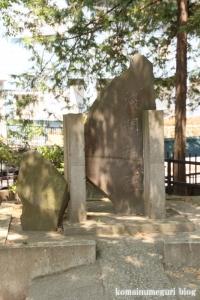 伊南理神社(越谷市東町)13