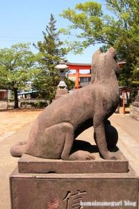 伊南理神社(越谷市東町)16