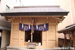 朝日神社(港区六本木)6