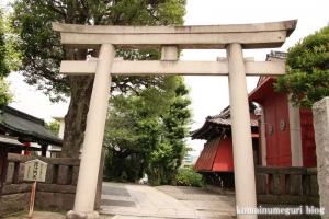 元麻布氷川神社(港区元麻布)3