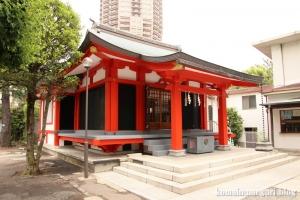 元麻布氷川神社(港区元麻布)6