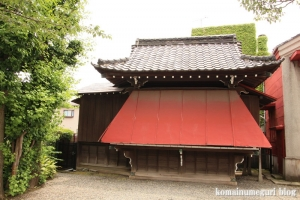 元麻布氷川神社(港区元麻布)10