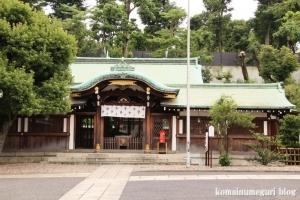 白銀氷川神社(港区白銀)28
