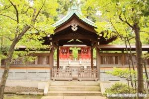 白銀氷川神社(港区白銀)16