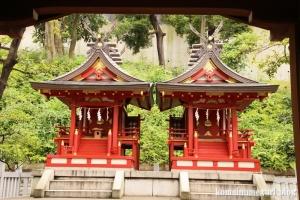 白銀氷川神社(港区白銀)17