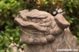 白銀氷川神社(港区白銀)27