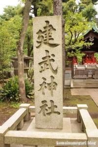 白銀氷川神社(港区白銀)15