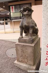 白銀氷川神社(港区白銀)18