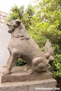 白銀氷川神社(港区白銀)24