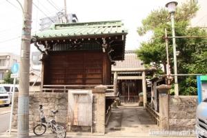 丸山神社(港区高輪)1