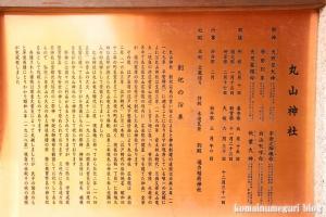 丸山神社(港区高輪)3