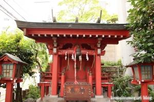 亀塚稲荷神社(港区三田)4