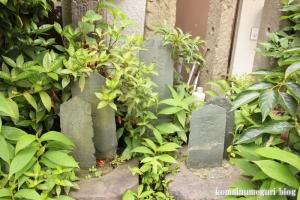 亀塚稲荷神社(港区三田)7