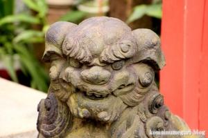 亀塚稲荷神社(港区三田)17