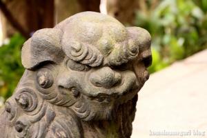 亀塚稲荷神社(港区三田)18