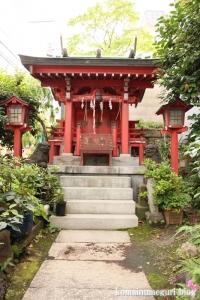 亀塚稲荷神社(港区三田)2