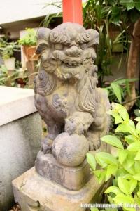 亀塚稲荷神社(港区三田)10