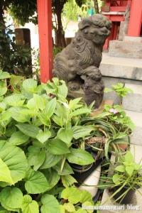 亀塚稲荷神社(港区三田)13